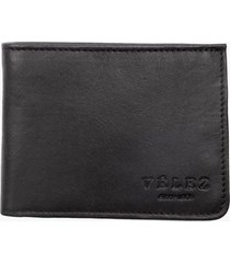 billetera de cuero para hombre vintage