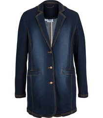 blazer in jeans (blu) - bpc bonprix collection