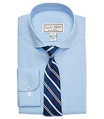 1905 collection boys classic fit dress shirt & tie set, by jos. a. bank