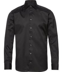 cambridge-collection-slim fit skjorta business svart eton