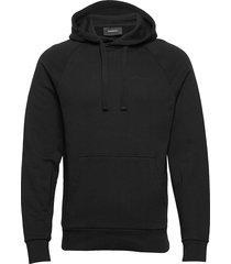 m urban hoodie hoodie trui zwart peak performance