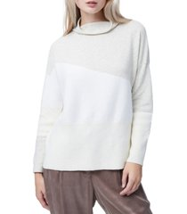french connection sophia patchwork sweater