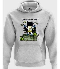 bluza dziecięca superbohater nie potrzebuje pracy