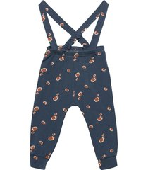 rugby suspender pants overall blå müsli by green cotton