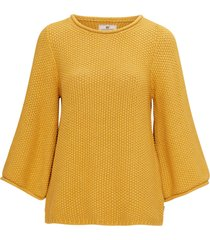 tröja kayla cotton linen sweater