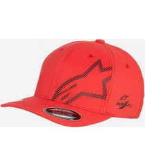 gorras rojo alpinestars 108297