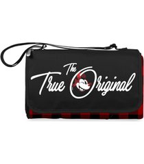 picnic time mickey mouse blanket tote