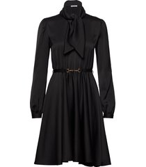 shiver dress kort klänning svart ida sjöstedt