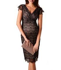 women's tiffany rose imogen maternity cocktail dress