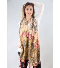 pashmina multicolor spiga 31 india