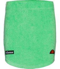 el degro kort kjol grön ellesse