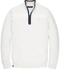 vanguard pullover met rits lichtgrijs vkw201308/910
