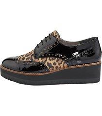 skor wenz svart