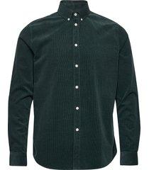 liam bx shirt 10504 overhemd casual groen samsøe samsøe