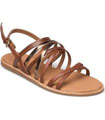 karsea ankle shoes summer shoes flat sandals brun clarks