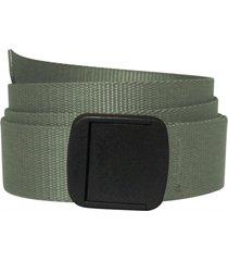 cinturon hombre t-lock 38 olive verde doite