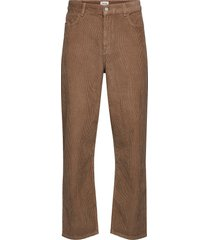 harold trousers jeans relaxed bruin wood wood