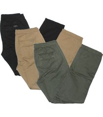 7 for all mankind men's cotton and linen weekend cargo pants