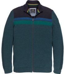 vanguard vest cotton moulin donkerblauw vkc196160/5281