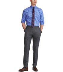 polo ralph lauren men's classic-fit check oxford dress shirt