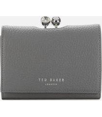 ted baker women's suri small bobble purse - dark grey