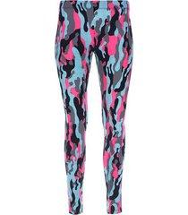 leggings sport colores neon color rosado, talla m