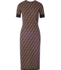 fendi ff dress