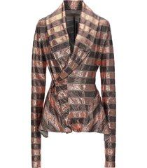 rick owens lilies suit jackets