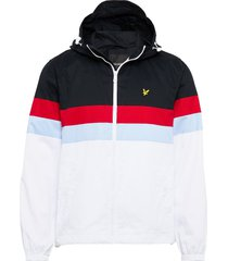 contrast panel yoke jacket dun jack wit lyle & scott