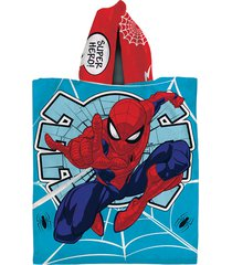poncho  piñata spiderman super
