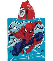 poncho  piñata spiderman super