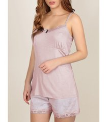 pyjama's / nachthemden admas frisse en zachte adma's tank top korte pyjama's