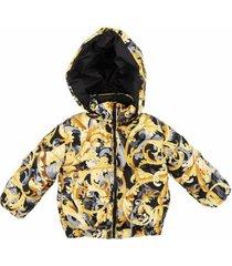baroccoflage down jacket
