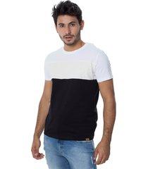 camiseta osmoze 38 recorte 110112757 preta - preto - feminino - dafiti