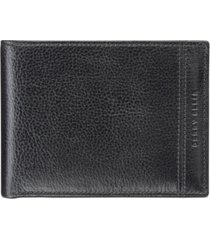 perry ellis men's rfid leather wallet