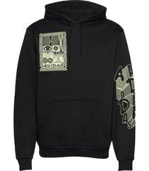 prchsweatshirt hoodie trui zwart adidas originals