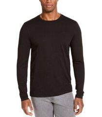 hugo boss men's derol knit shirt