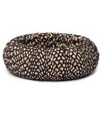 bracelete feminino guarani - preto