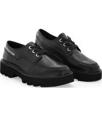 zapato casual luisa negro calvin klein