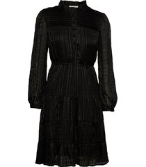 giselle knälång klänning svart sofie schnoor