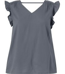blus cardes life ss top solid