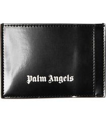 palm angels card holder