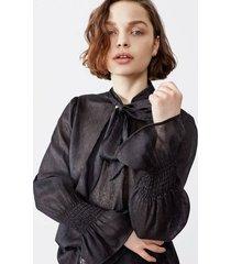 knytblus uma blouse