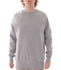 c17 crewneck sweatshirt | grey | swtf001-04
