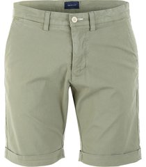 regular sunfaded shorts