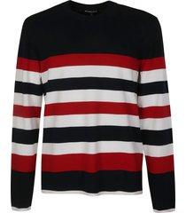 michael kors stripe sweatshirt