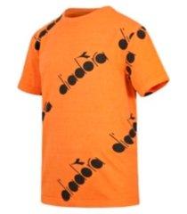 t-shirt ss 5palle aop