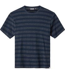 minimum asker t-shirt blauw