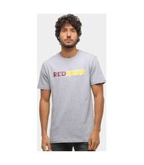 camiseta new era nfl washington redskins under dance color masculina