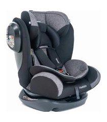 cadeira auto stretch kiddo melange e preto 0 a 36kg 568mp